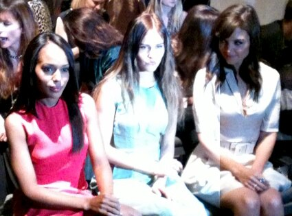 Kerry Washington, Isabel Lucas, Katie Holmes