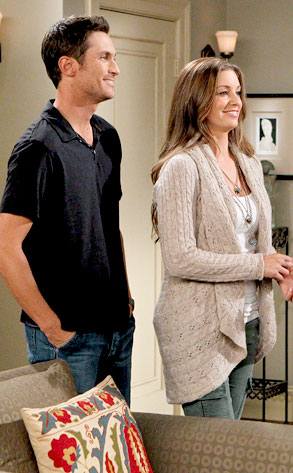 Oliver Hudson, Bianca Kajlich, Rules of Engagement