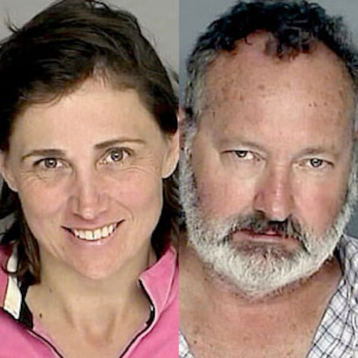 Evi Quaid, Randy Quaid, Mug Shot