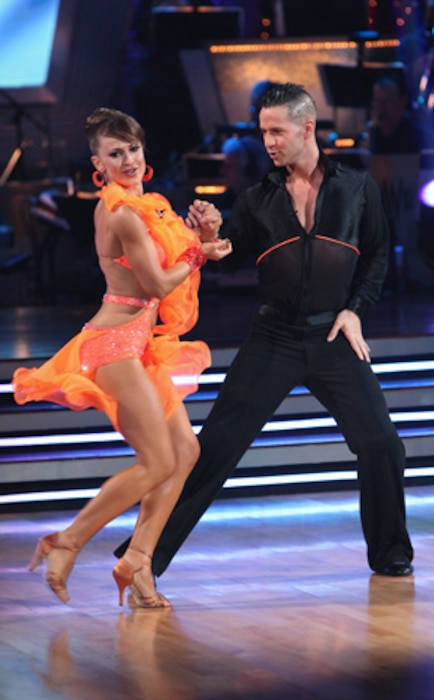 Mike The Situation Sorrentino, Karina Smirnoff, Dancing with the Stars
