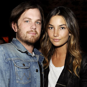 Caleb Followill, Lily Aldridge