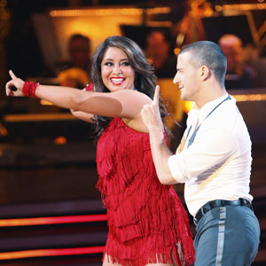 DWTS, DANCING WITH THE STARS, BRISTOL PALIN, MARK BALLAS
