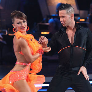 DWTS, DANCING WITH THE STARS, MIKE  SORRENTINO, THE SITUATION, KARINA SMIRNOFF