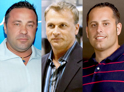 Joe Giudice, Simon Barney, Bryan Masche