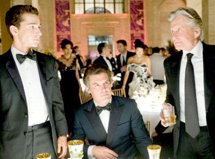 Michael Douglas, Josh Brolin, Shia LaBeouf, Wall Street: Money Never Sleeps