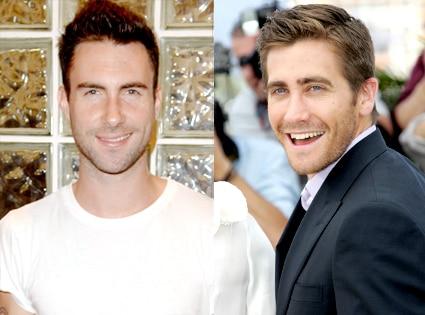 Adam Levine, Jake Gyllenhaal