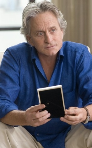Wall Street Money Never Sleeps, Michael Douglas