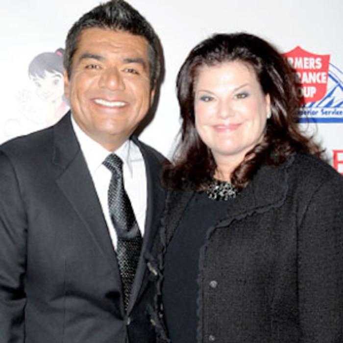 George Lopez, Ann Serrano