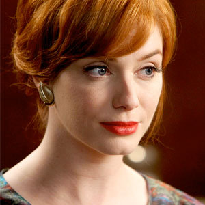 Mad Men, Christina Hendricks