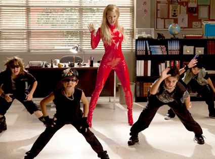 Glee, Heather Morris