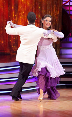 DWTS, Bristol Palin, Mark Ballas