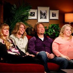 Christine, Meri, Kody, Janelle, Sister Wives
