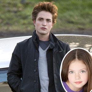 Robert Pattinson, Mackenzie Foy
