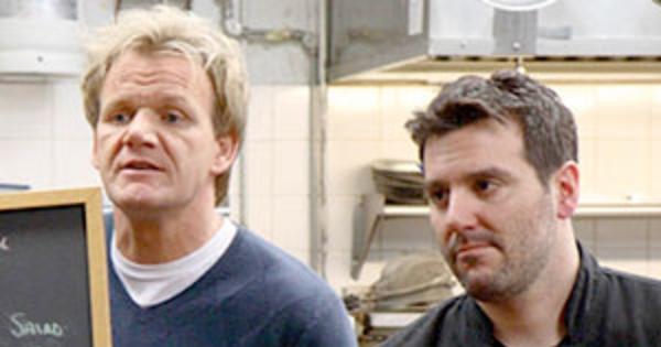 Gordon Ramsay Kitchen Nightmares Usa New Jersey