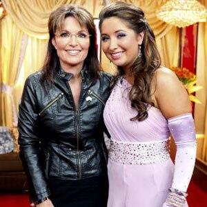 Sarah Palin, Bristol Palin, DWTS