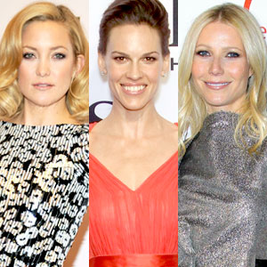 Kate Hudson, Hilary Swank, Gwyneth Paltrow