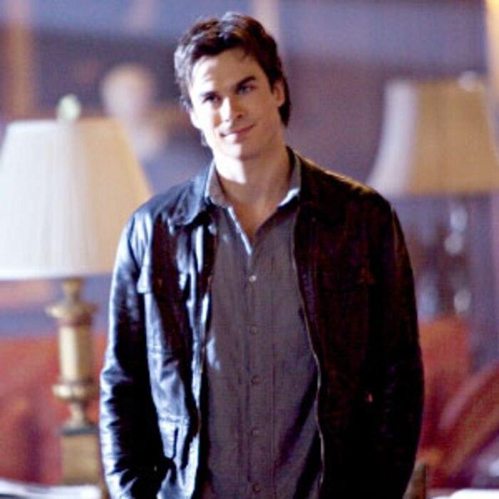 Ian Somerhalder, Vampire Diaries
