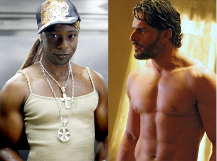 Nelsan Ellis, joe manganiello, True Blood