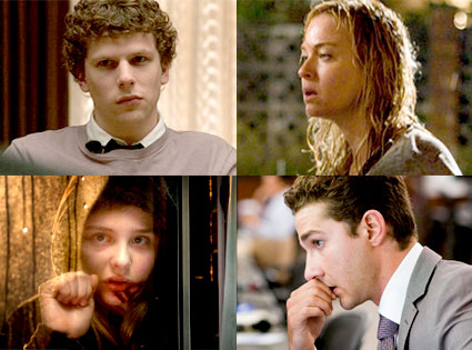 Movie Poll, The Social Network, Case 39, Let Me In, Wall Street: Money Never Sleeps