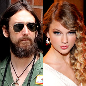 Chris Robinson, Taylor Swift