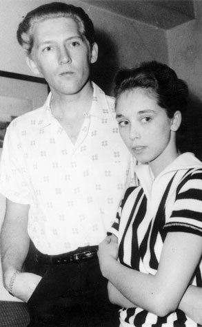 Jerry Lee Lewis, Myra Gale Brown