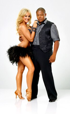DWTS, Kyle Massey, Lacey Schwimmer