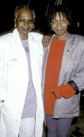 Whoopi Goldberg, Emma Johnson
