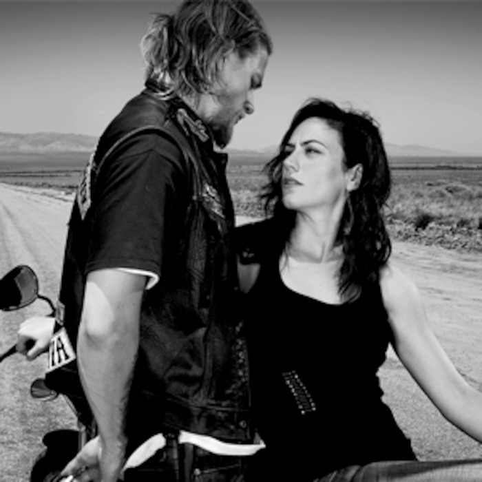 Sons of Anarchy, Charlie Hunnam, Maggie Siff