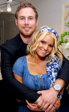 Eric Johnson, Jessica Simpson