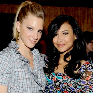 Glee Is Santana And Brittany Hookup