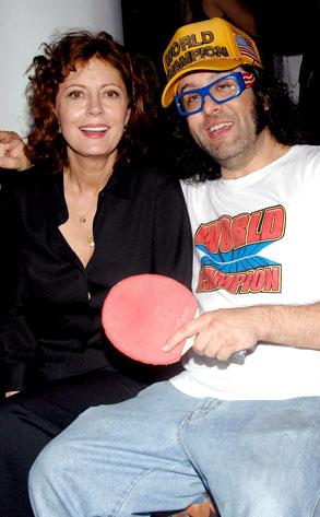 Susan Sarandon, Judah Friedlander
