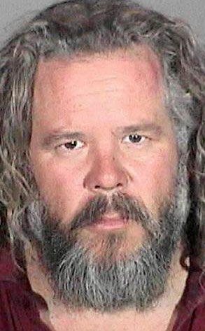 Mark Boone Junior, Mugshot