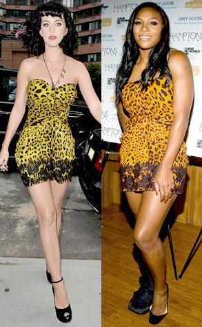 Katy Perry, Serena Williams