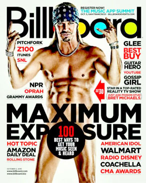 Brett Michaels, Billboard Magazine