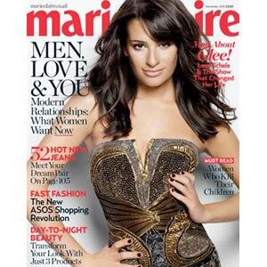 Lea Michele, Marie Claire