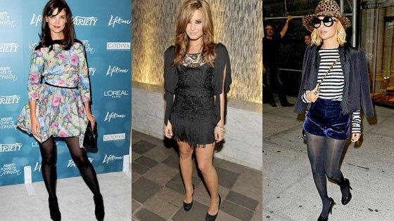 Katie Holmes, Demi Lovato, Nicole Richie