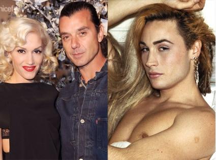 Gavin Rossdale, Gwen Stefani, Marilyn, Peter Robinson