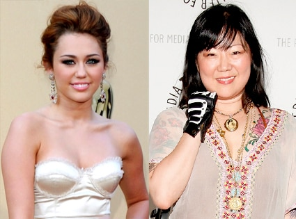 Miley Cyrus, Margaret Cho