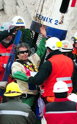 Chilean Miners,  Mario Gomez