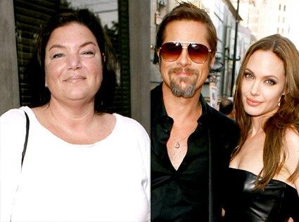 Mindy Cohn, Brad Pitt, Angelina Jolie