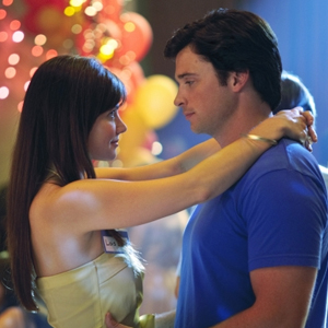 Erica Durance, Tom Welling, Smallville