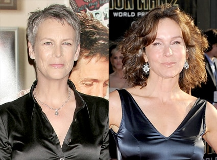 Jamie Lee Curtis, Jennifer Grey