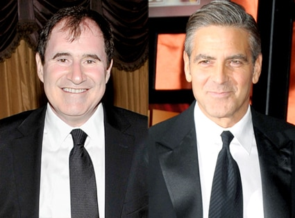 Richard Kind, George Clooney