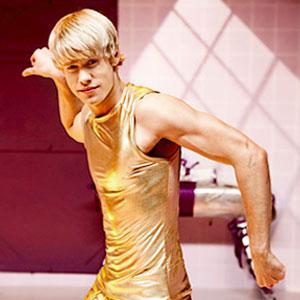 Chord Overstreet, Glee