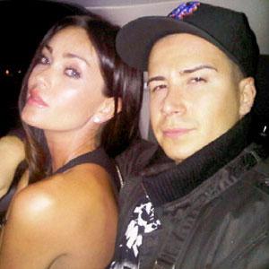 Vinny Guadagnino, Jasmine Waltz, Twitter