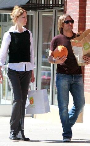 Nicole Kidman, Keith Urban