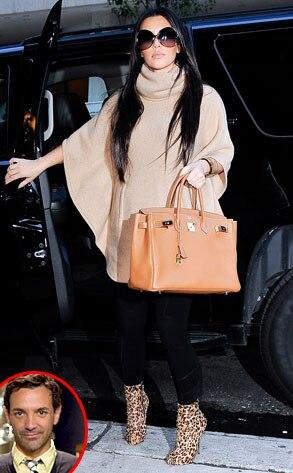 Kim Kardashian, George Kotsiopoulos
