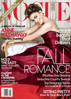 Vogue, Anne Hathaway