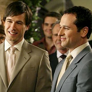 Brothers and Sisters, Matthew Rhys, Luke Macfarlane