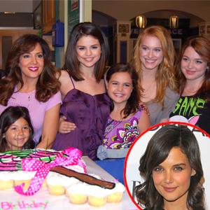 Selena Gomez, Katie Holmes
